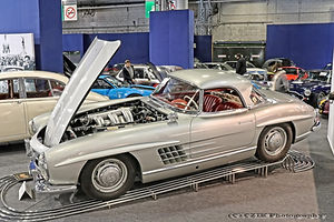 Mercedes-Benz 300 SL Roadster - 1958