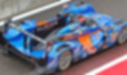 World Endurance Championship LMP2 Alpine Spa