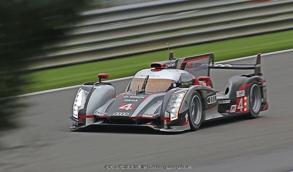 Oliver Jarvis, Audi WEC LMP1, 2012