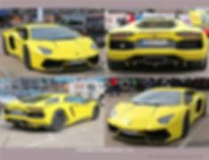 2018-Lamborghini Aventador LP700-4