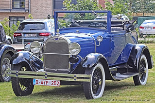 Ford Model A - 1930