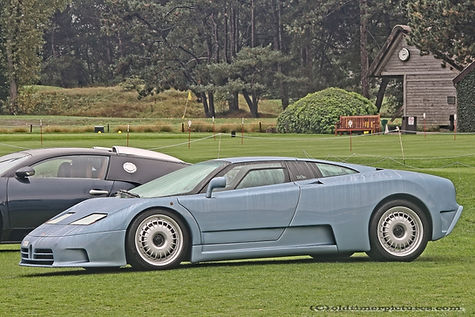 Bugatti EB 110 - 1994