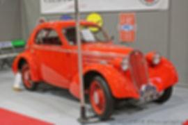 Fiat 508 CS Berlinetta - 1935