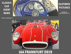 IAA Frankfurt 2019