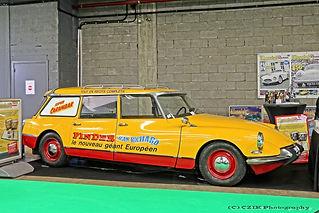 Citroën ID 19 Break - 1966