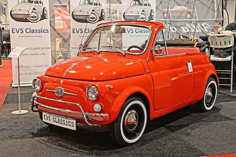 Fiat 500 F Cabrio - 1970