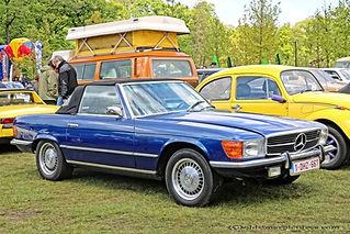 Mercedes-Benz W107 350SL - 1983