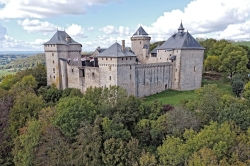 Chateau de Malbrouck, France