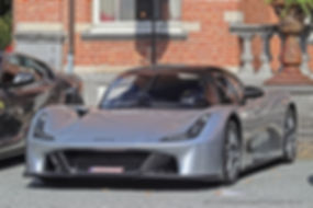 Dallara Stradale - 2019