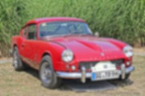 Triumph GT6 Mk I - 1967