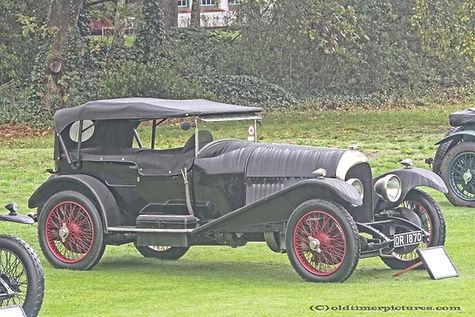 Bentley 3-Litre Tourist Trophy - 1923