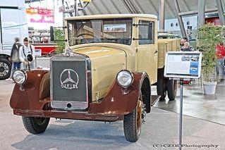 Mercedes-Benz Lo 2000 - 1935