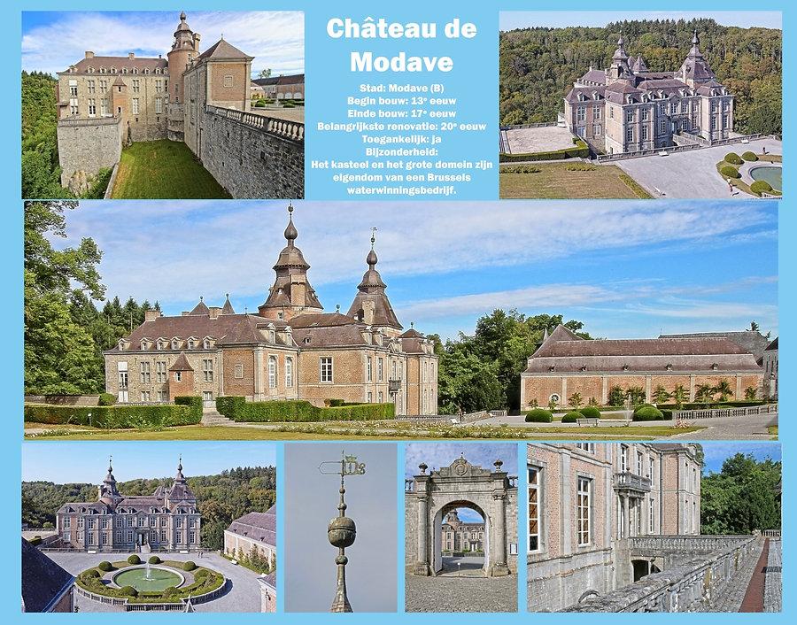 Château de Modave, Belgium