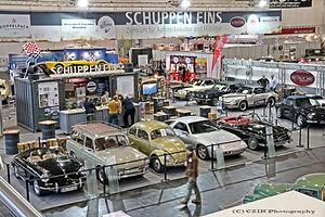 Bremen Classic Motorshow - Halle 5