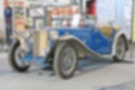 MG TC - 1946