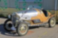 Austin Seven Sunita - 1938