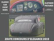 Zoute Concours D'Elegance 2019 part 2