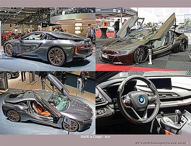 2019-BMW i8 Coupé