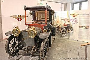 Hispano-Suiza 30/40 - 1910
