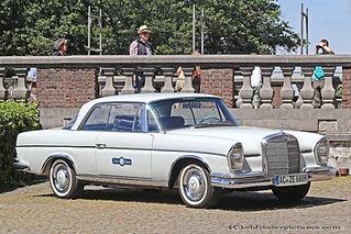 Mercedes-Benz 250SE Coupé - 1966