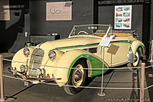 Delahaye 135M Chapron - 1947