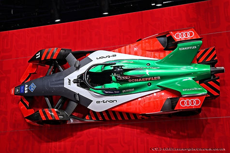 Audi-Abt Formula E