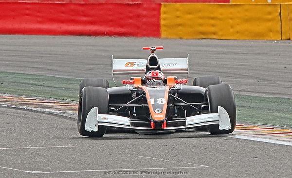 Anton Nebylitskiy, WSR 3.5 2012, Spa-Francorchamps