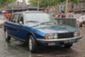 NSU Ro 80 - 1974
