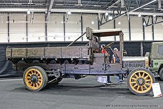 Saurer Kettenwagen - 1912