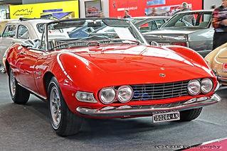 Fiat Dino 2000 Spider - 1968