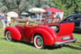Triumph 1800 Roadster - 1947