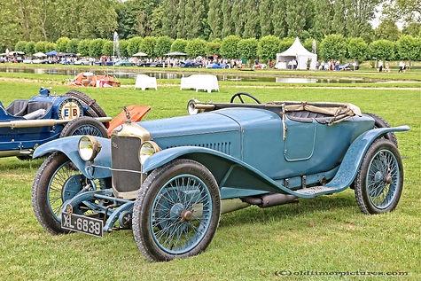 Ballot 2LS Course - 1922