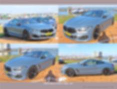 2019-BMW M850i X-Drive Coupé