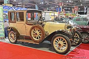 Panhard & Levassor X19 Coupé Chauffeur - 1919
