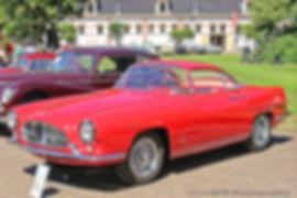 Alfa Romeo 1900 C SS Ghia Savonuzzi - 1954