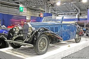 Bugatti Type 57 Cabriolet par Graber - 1937
