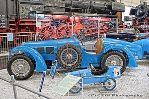 Bugatti Type 57 1938