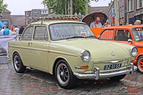 VW Type 3 - 1964