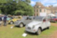 Concours d'Elégance Suisse 2019 - Citroën