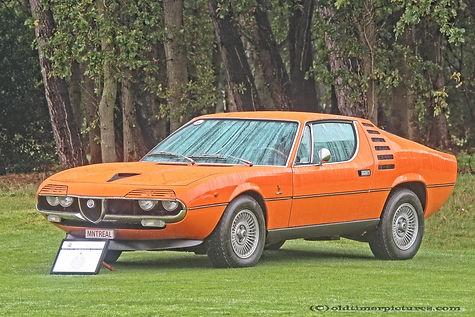 Alfa Romeo Montreal - 1973