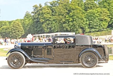 Bentley 8 Litre Foursome Coupé by Freestone & Webb - 1933