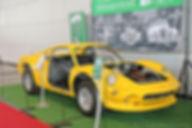 Retro Classics Stuttgart 2019 - Ferrari Dino