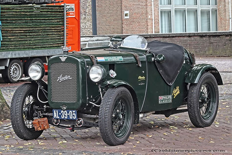 ​Austin Seven Ulster Special - 1932
