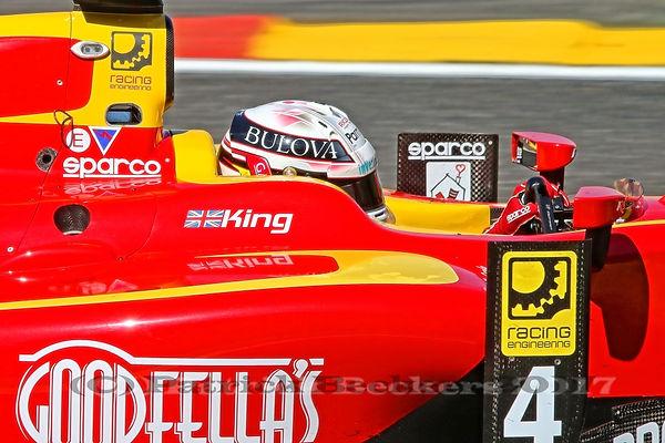 Jordan King - GP 2