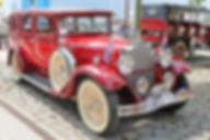 Packard 733 Custom Eight Sedan - 1930