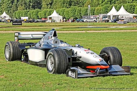 McLaren MP 4/13 - 1998