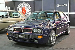 Lancia Delta HF Integrale EV02 - 1993
