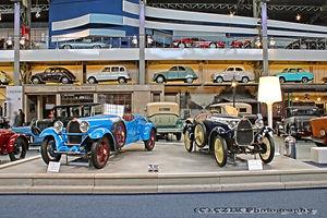 Autoworld Brussel - Bugatti