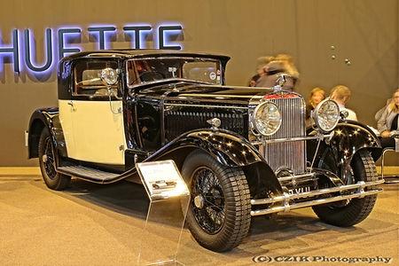 Hispano-Suiza H6C Coupé by Van Vooren 1927