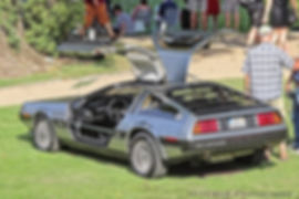 DeLorean DMC12 - 1981